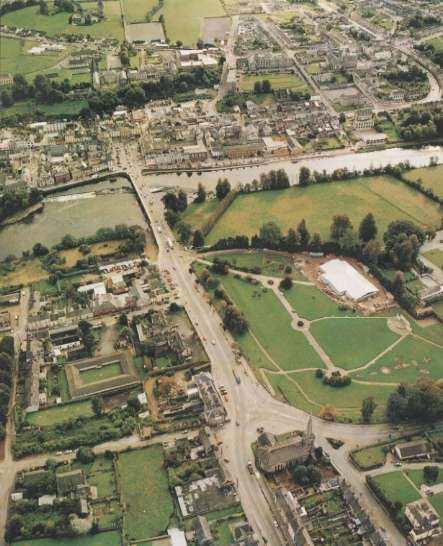 Aerial View of Fermoy